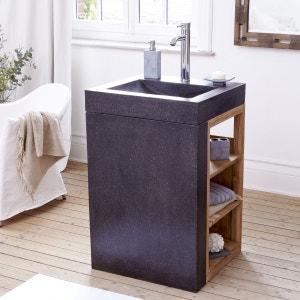 meuble salle de bain vasque a poser   la redoute - Meuble De Salle De Bain Avec Meuble De Cuisine