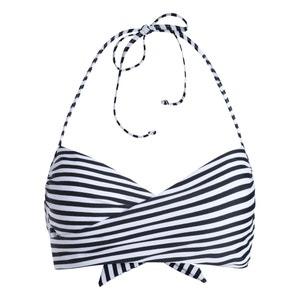 Sujetador de bikini PCLILIELLA BANDEAU STRIPE PIECES
