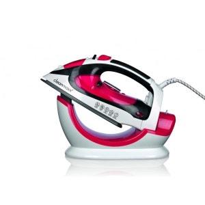 Clean-Maxx - TV - Fer à repasser avec station de recharge - Avec ou sans fil, pour plus de liberté ! NONAME