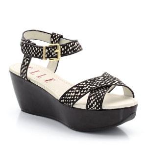 Sandálias com patim ELLE