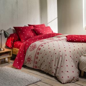 Bedruckter Bettbezug