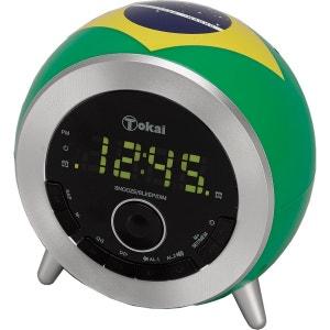 Radio-réveil Brésil FM TC-138BR TOKAI TOKAI