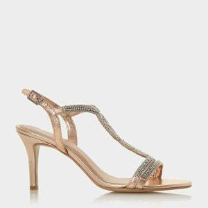 Sandales à talons aiguille mi-hauts - MEENA