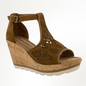 Sandálias de cunha ELLIS MINNETONKA