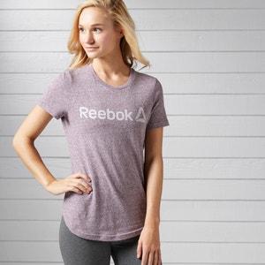 Camiseta de manga corta, logotipo Reebok REEBOK