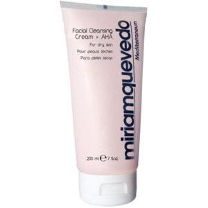 Crème nettoyante visage - Peaux sèches - 200 ml MIRIAM QUEVEDO