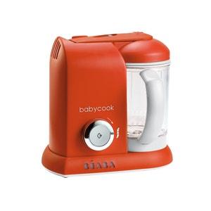 Robot Babycook® 4 en 1, color Paprika BEABA