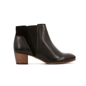 Boots in 2 stoffen Freddie KICKERS