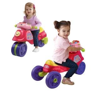 Cyclo-moto 2 en 1 Rose - VTE181755 VTECH