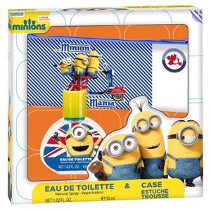 Coffret Cadeau - Eau de Toilette 30ml et Accessoire - Minions MINIONS