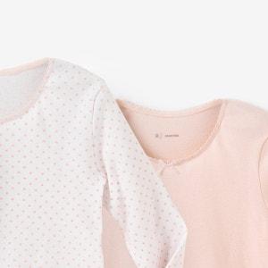 Koszulka z długim rękawem 2-12 lat (komplet 3 szt.) R essentiel