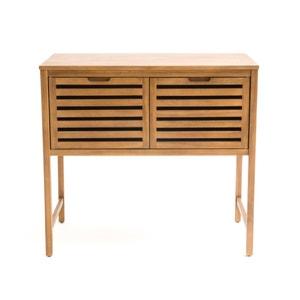 Badkamer meubel in geölied acacia, HAUMÉA La Redoute Interieurs