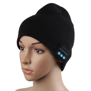 Bonnet Bluetooth ecouteurs bonnet audio microphone iPhone smartphone Yonis