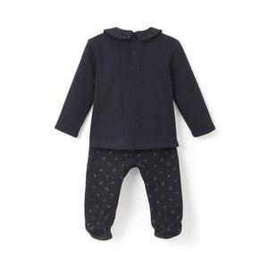 Pyjama 2 pièces coton 0 mois-3 ans La Redoute Collections