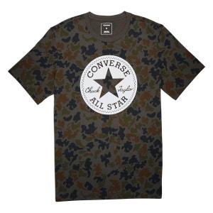 T-shirt col rond, motif devant CONVERSE