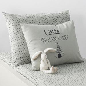 Federa per guanciale bébé,TIPI, fantasia, in cotone. La Redoute Interieurs