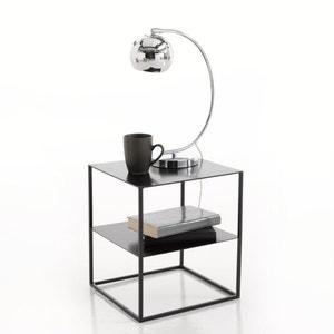 Janik Metal Bedside Cabinet La Redoute Interieurs