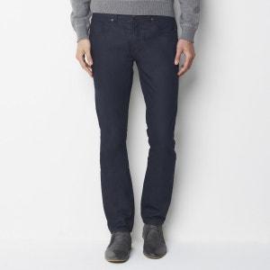 Jeans slim (justos), algodão revestido, comp. 34 R essentiel
