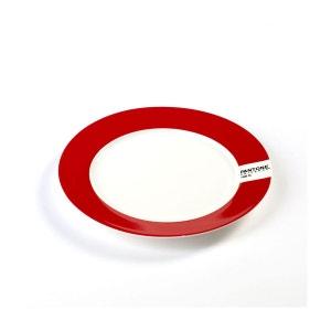 Petite Assiette Plate Pantone Rouge 186C Diam 20 cm Serax SERAX