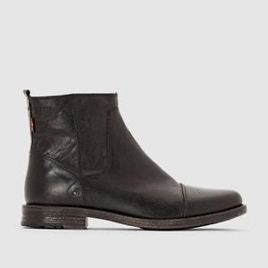 Boots cuir LEVI'S EMERSON INSIDE ZIP LEVI'S