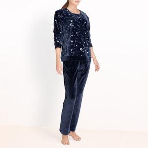 Pijama de terciopelo Neptuno DODO
