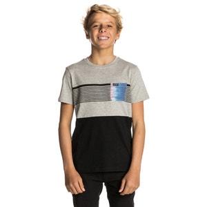 T-Shirt, runder Ausschnitt, bedruckt RIP CURL