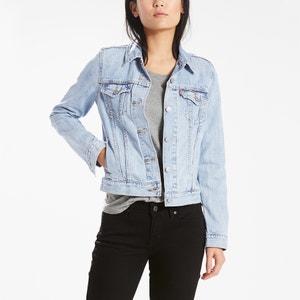 Recht jeansjasje LEVI'S