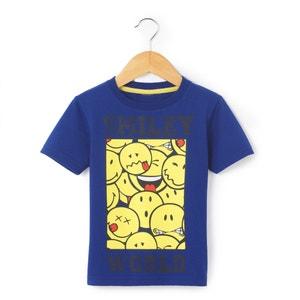 T-shirt estampada, 4 - 12 anos SMILEY