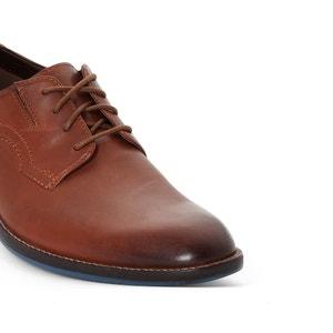 Sapatos richelieu em pele Prangley Walk CLARKS