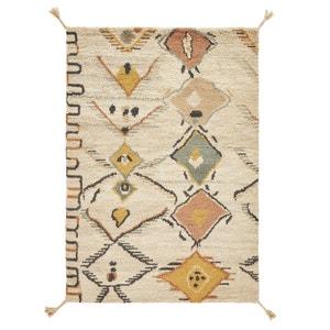 MIRJANA Berber-Style Wool Rug