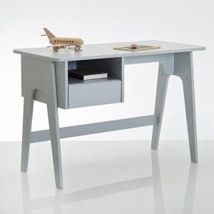 bureau enfant gris la redoute. Black Bedroom Furniture Sets. Home Design Ideas