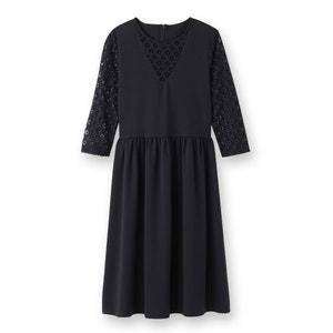 Платье-миди кружевное MADEMOISELLE R