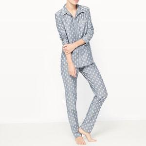 Pijama de estilo masculino 2 prendas LOVE JOSEPHINE