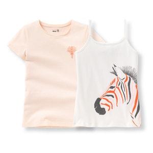 T-shirt en hemdje (set van 2) R édition