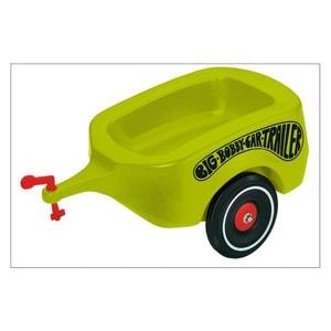Big 800056275 Remorque verte pour BIG Bobby Car BIG
