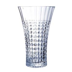 Vase transparent 27 cm Cristal d'Arques - Lady Diamond LUMINARC