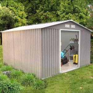 Abri de jardin garage en solde la redoute - Abri de jardin direct usine ...