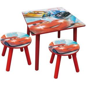 Ensemble table et chaises Cars Disney Racing DISNEY CARS
