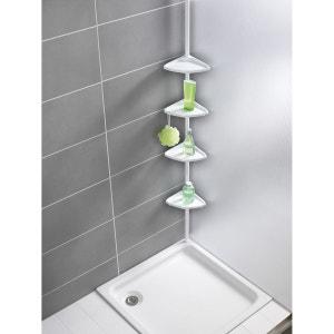 Étagère d angle salle de bain | La Redoute