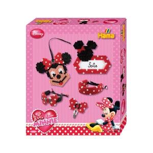 Kit de perles thématique Hama midi : Accessoires Minnie HAMA