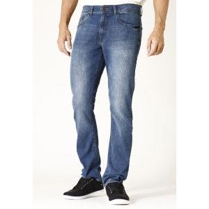 Jeans RL80 stretch LYCRA® COOLMAX® coupe droite ajustée brossé seville RICA LEWIS
