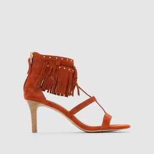 Sandales cuir TAMARIS