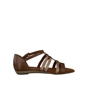 Sandalias de piel 28108-28 TAMARIS