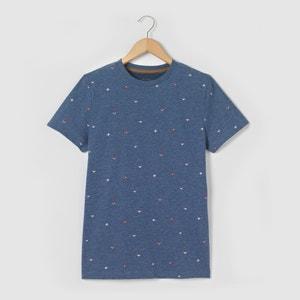 Geometric Print T-Shirt, 10-16 Years R pop