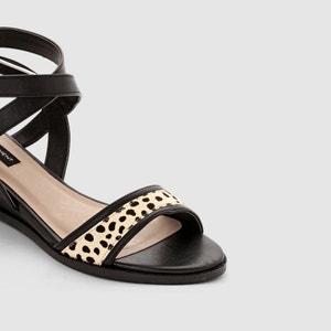 Zapatos de tacón, de piel atelier R