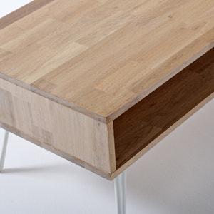 Adza Oak Coffee Table La Redoute Interieurs
