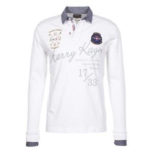 Harry Kayn-Polo Homme  CAZBI- blanc HARRY KAYN