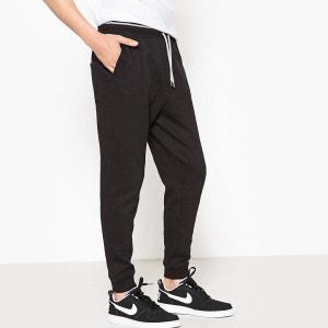 Pantalon jogging, molleton, taille élastiquée La Redoute Collections