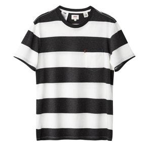 T-shirt às riscas LEVI'S