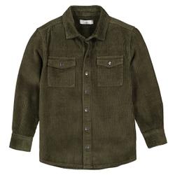 Camisa de pana 3-14 años